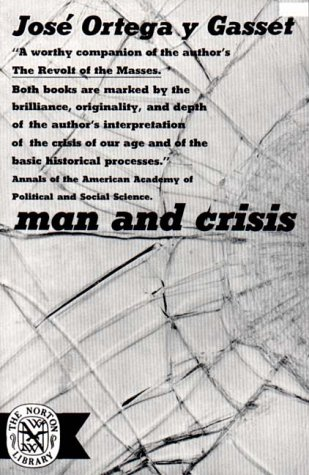 Man and Crisis   1958 edition cover