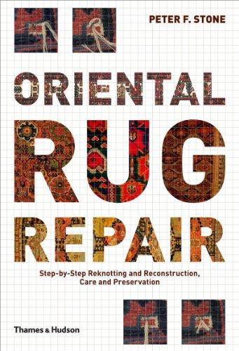 Oriental Rug Repair   2010 9780500515211 Front Cover