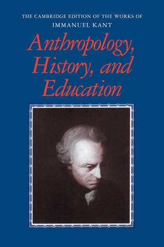Anthropology, History, and Education   2011 9780521181211 Front Cover