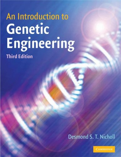 Introduction to Genetic Engineering  3rd 2008 (Revised) edition cover