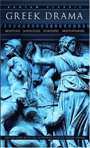 Greek Drama  N/A edition cover