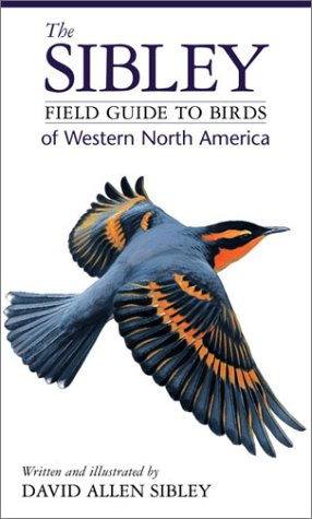 Sibley Field Guide to Birds of Western North America   2003 9780679451211 Front Cover