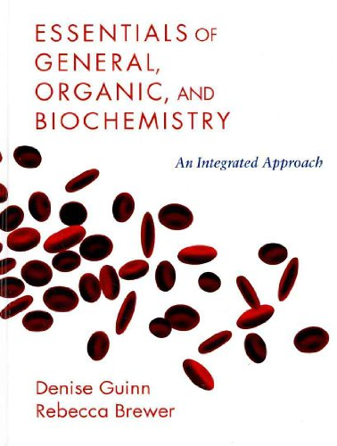 Essentials of General, Organic and Biochemistry   2009 edition cover
