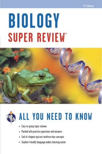Biology Super Review:   2013 edition cover