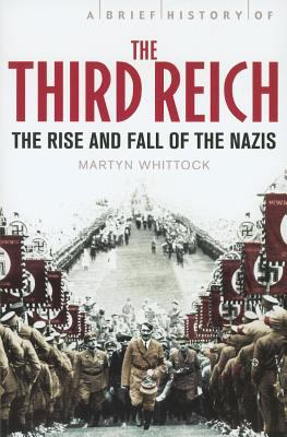 Brief History of the Third Reich   2011 edition cover