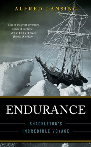 Endurance Shackleton's Incredible Voyage 2nd 1959 (Revised) edition cover