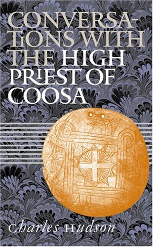Conversations with the High Priest of Coosa   2003 edition cover