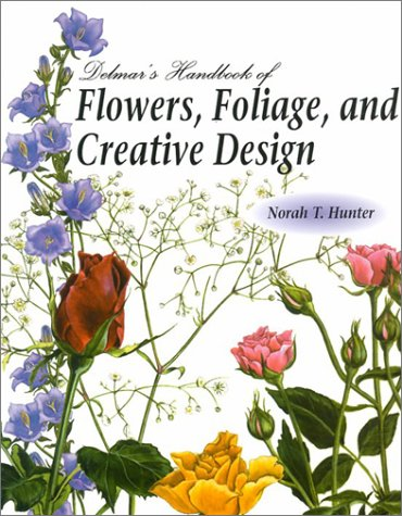 Handbook of Flowers, Foliage and Creative Design   2000 edition cover