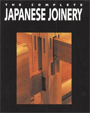 Complete Japanese Joinery   1995 edition cover