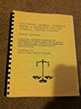 California Criminal Evidence Guide : A Handbook for the Criminal Justice Student 7th 2003 edition cover
