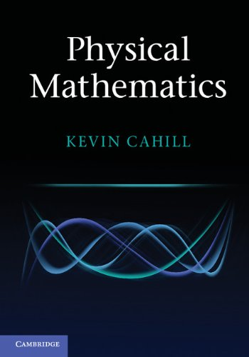 Physical Mathematics   2013 edition cover