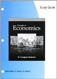 Study Guide for Mankiw's Principles of Economics  7th 2015 edition cover