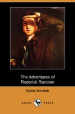 Adventures of Roderick Random N/A 9781406564211 Front Cover