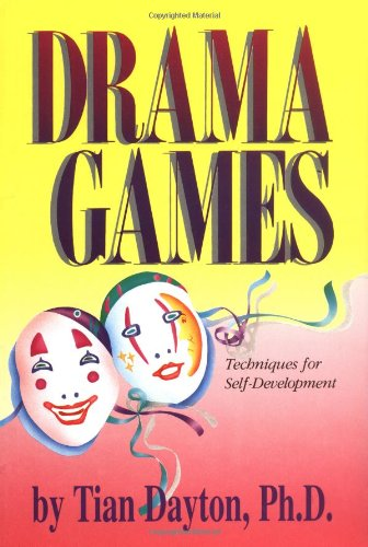 Drama Games Techniques for Self-Development  1990 edition cover