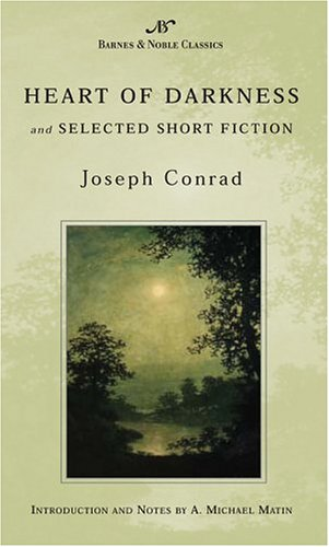 Heart of Darkness and Selected Short Fiction   2003 edition cover