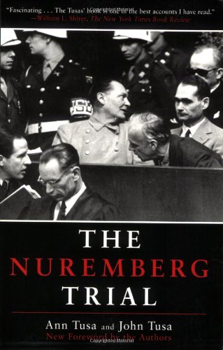 Nuremberg Trial  N/A edition cover
