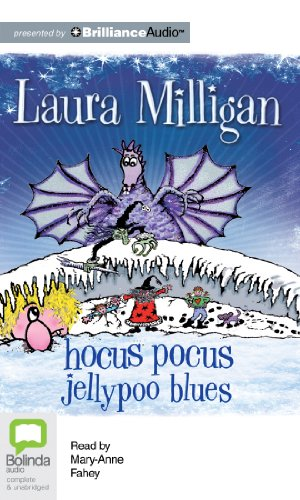 Hocus Pocus Jellypoo Blues:   2013 edition cover
