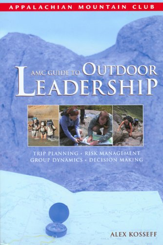 AMC Guide to Outdoor Leadership   2003 edition cover