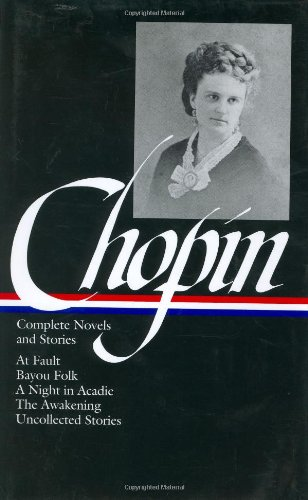 Chopin - Complete Novels and Stories   2002 edition cover