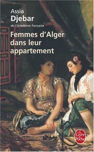 Femmes D'alger Dans Leur Appartement:   2004 edition cover