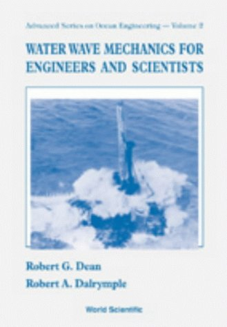 Water Wave Mechanics for Engineers and Scientists  N/A edition cover