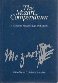 Mozart Compendium   1990 9780028713212 Front Cover