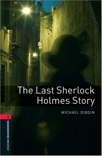 Last Sherlock Holmes Story  3rd 2008 edition cover