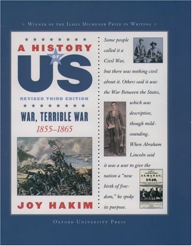 Reconstructing America, 1865-1890  2nd (Revised) edition cover