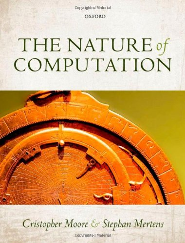 Nature of Computation   2008 edition cover