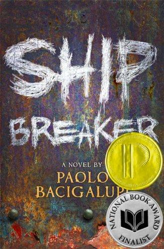 Ship Breaker   2010 edition cover