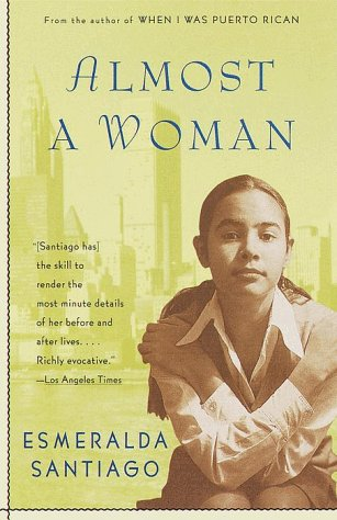 Almost a Woman   1998 edition cover