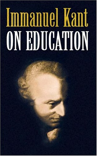 On Education   2003 9780486432212 Front Cover