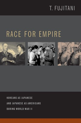 Race for Empire Koreans As Japanese and Japanese as Americans During World War II  2013 edition cover