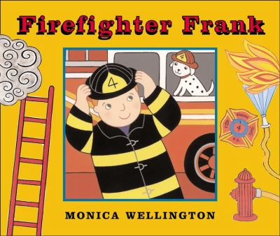 Firefighter Frank   2002 9780525470212 Front Cover