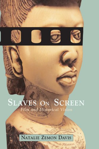 Slaves on Screen Film and Historical Vision  2000 (Reprint) edition cover