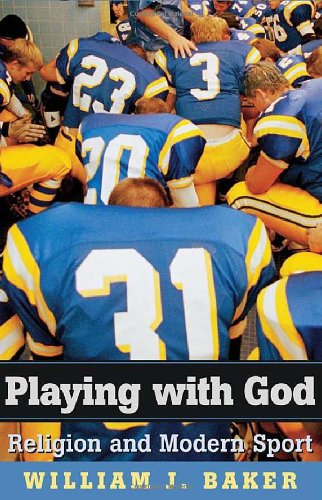Playing with God Religion and Modern Sport  2007 edition cover