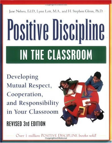Classroom Developing Mutual Respect, Cooperation, and Responsibility in Your Classroom 3rd 2000 (Revised) edition cover