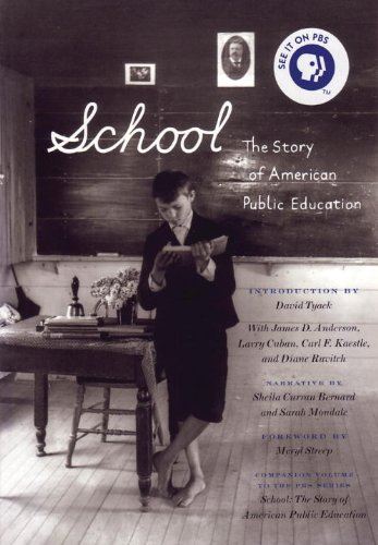 School : The Story of American Public Education  2002 edition cover