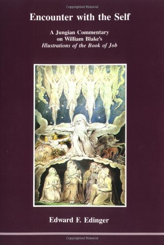 Encounter with the Self : William Blake's Illustrations of the Book of Job N/A edition cover