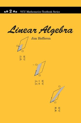 Linear Algebra  N/A 9780982406212 Front Cover