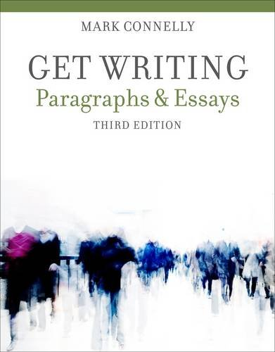 Get Writing Paragraphs and Essays 3rd 2013 edition cover