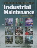 Workbook for Brumbach/Clade's Industrial Maintenance  2nd 2014 edition cover