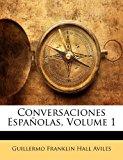 Conversaciones Espa�olas, Volume 1  N/A edition cover