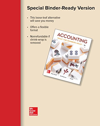 Accounting: What the Numbers Mean  2016 9781259680212 Front Cover