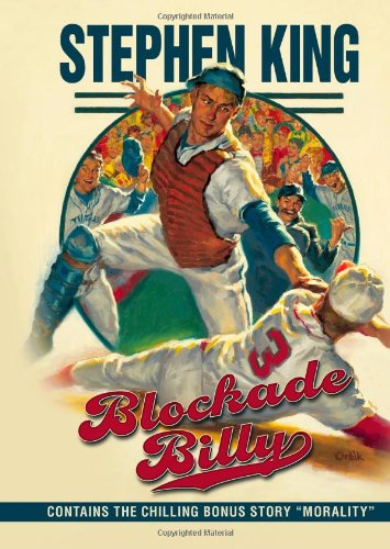Blockade Billy   2010 edition cover