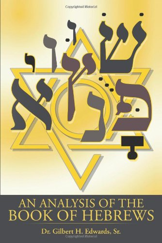Analysis of the Book of Hebrews   2013 9781491802212 Front Cover