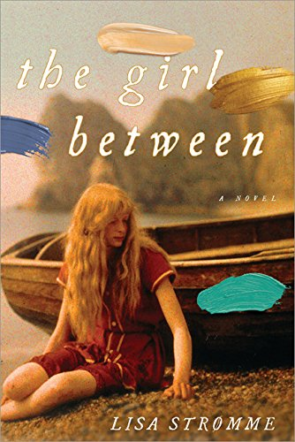 Girl Between A Novel  2016 9781492649212 Front Cover