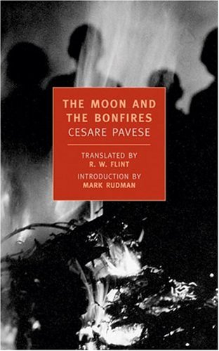 Moon and the Bonfires   2002 edition cover
