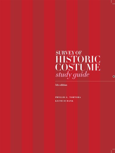 Survey of Historic Costume  5th edition cover