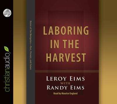 Laboring in the Harvest:  2011 edition cover